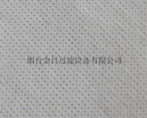 过滤无纺布