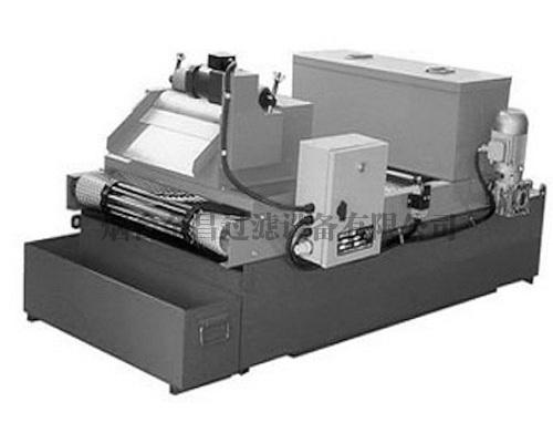 磁性分离器纸带过滤机