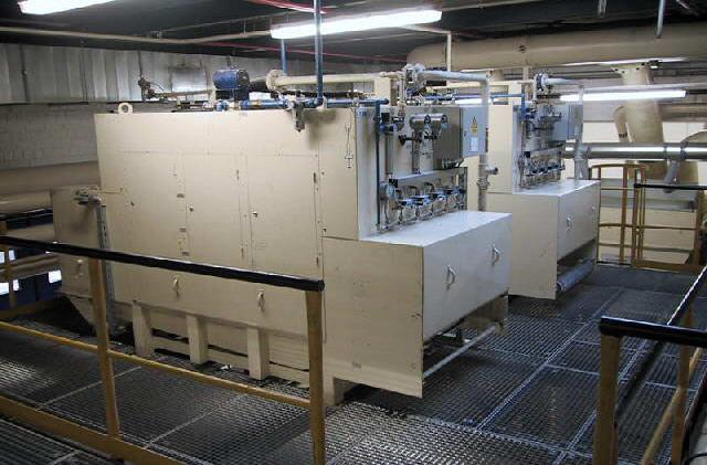 发动机凸轮加工车间集中过滤系统