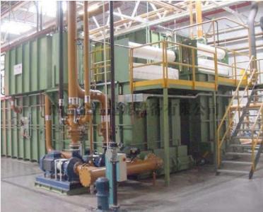 集中过滤系统的控制和回液方式