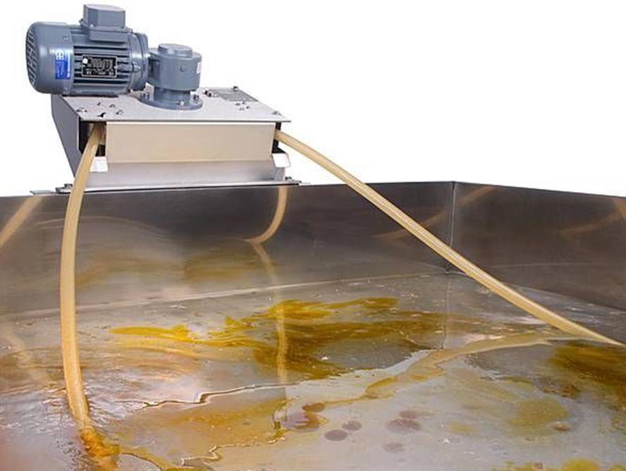 管式除油机